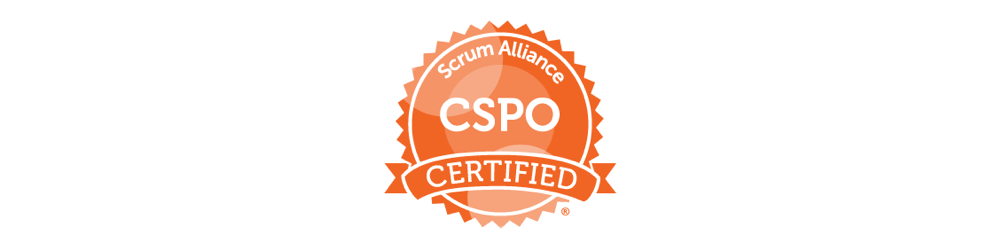 Became a Certified Scrum Product Owner (CSPO)
